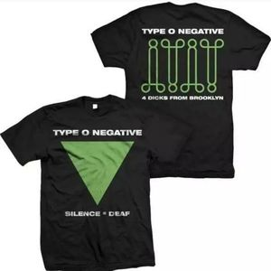 Type O Negative 4 Dicks from Brooklyn Gothic Shirt